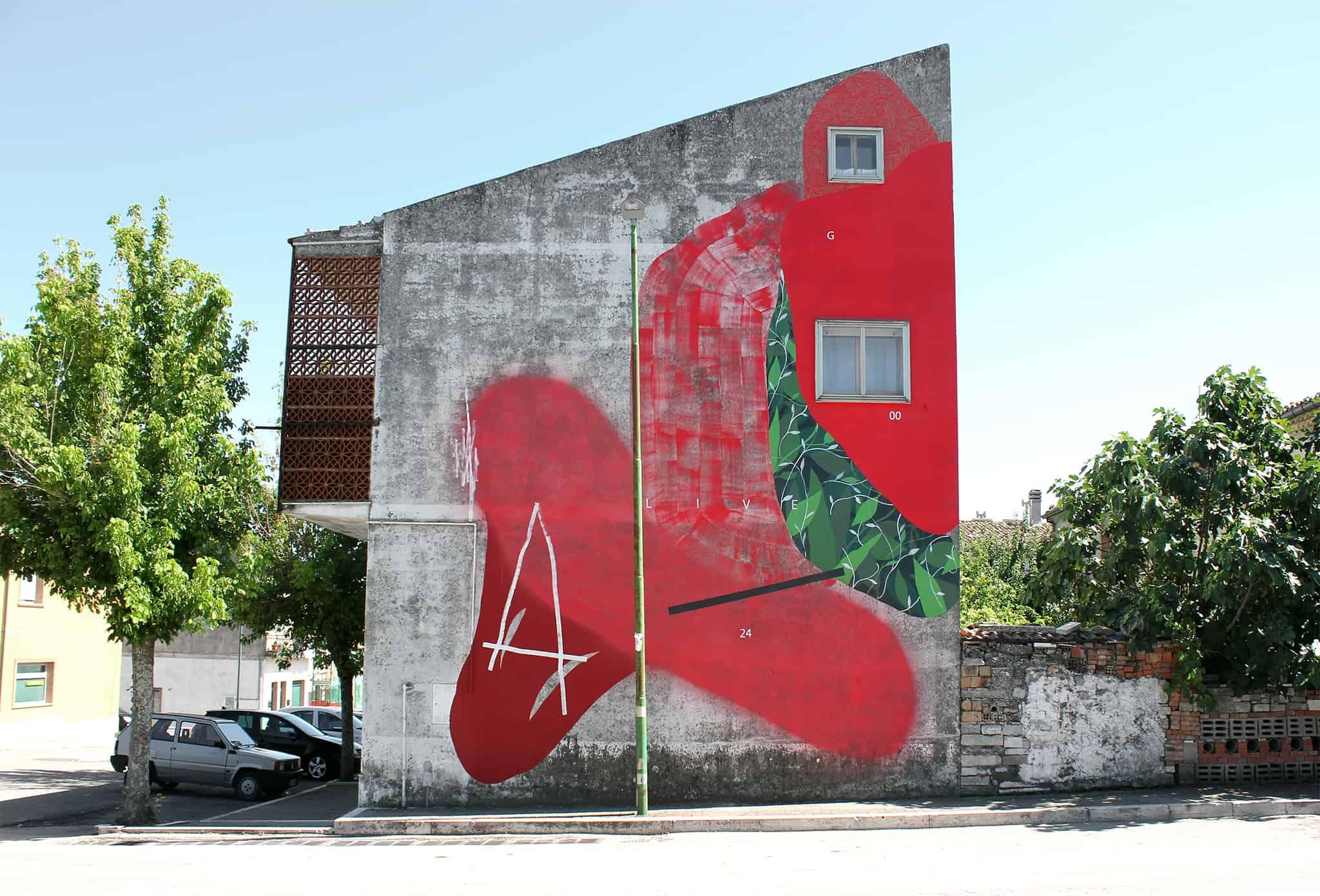 Premio Giordano per la Street Art