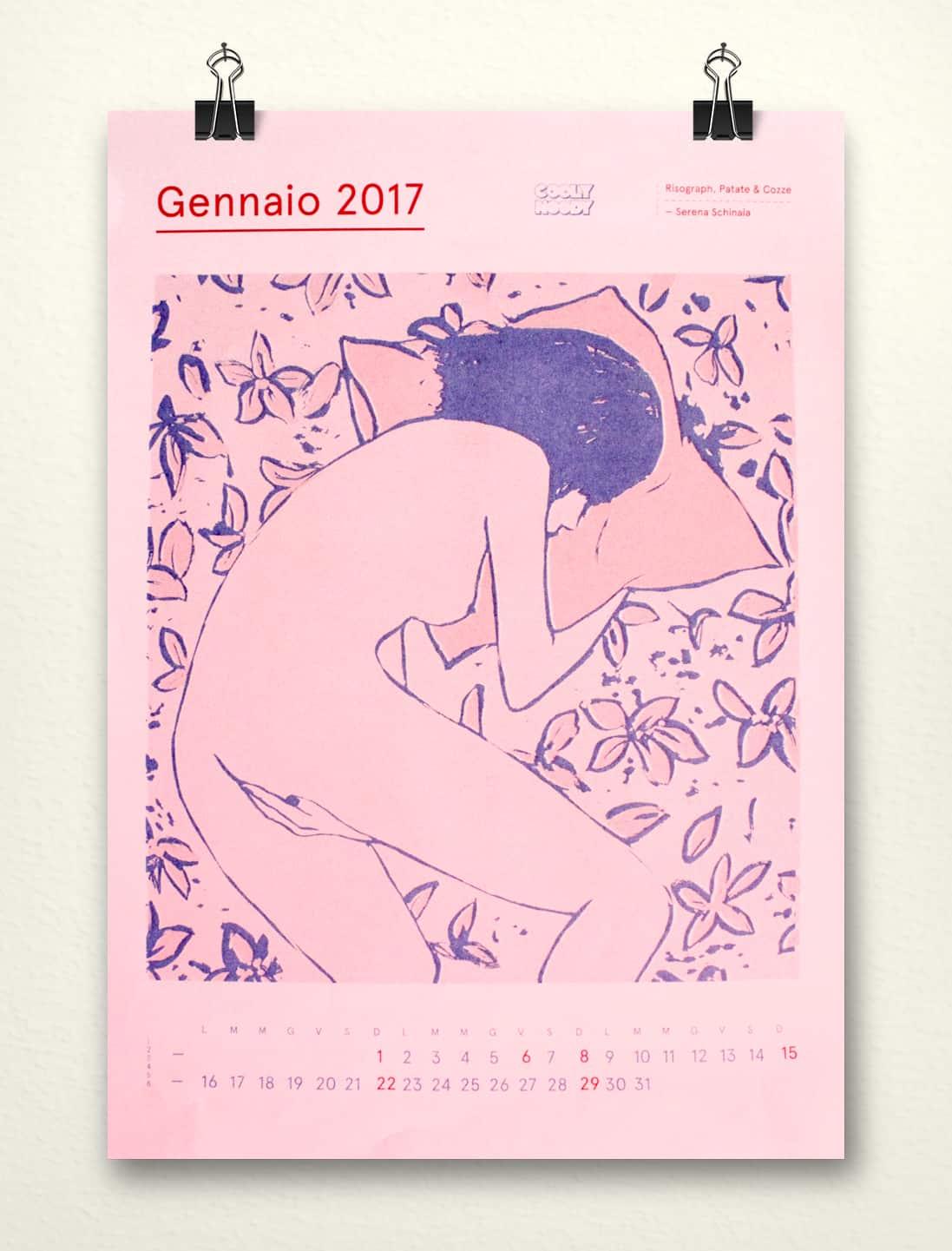 Gennaio - Serena Schinaia