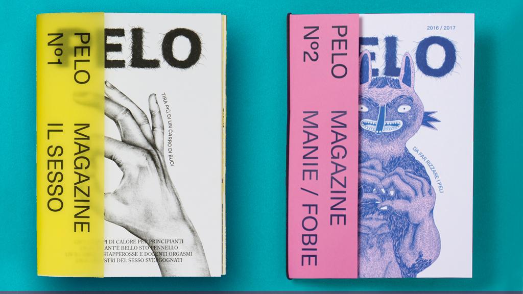 Pelo magazine 1 e 2